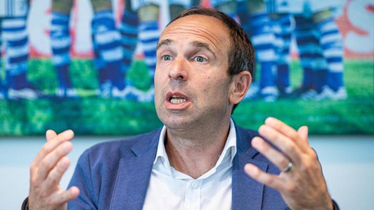 """Schalke-Vorstand Jobst: """"Neue Führungskultur ebnen"""""""