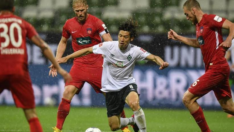 Relegation Bremen Heidenheim Rückspiel