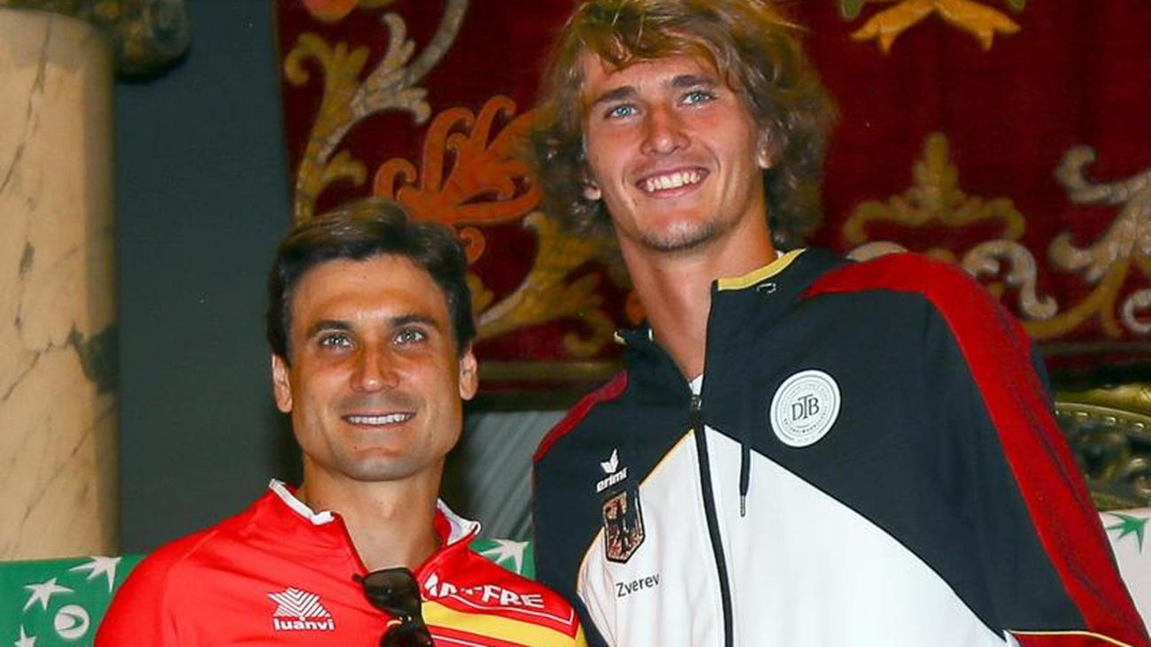Former professional tennis player: David Ferrer confirms cooperation with  Zverev on a test basis - Teller Report