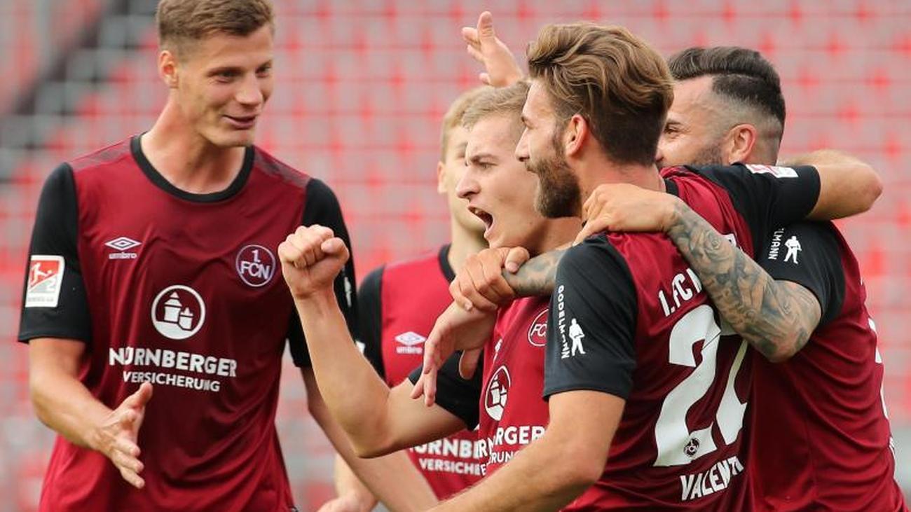 Nürnberg Gegen Ingolstadt