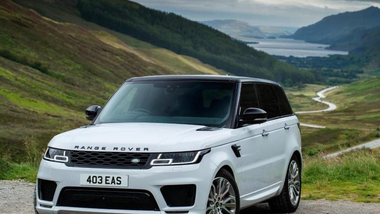 Range Rover bekommt Diesel mit Mild-Hybrid-Technik