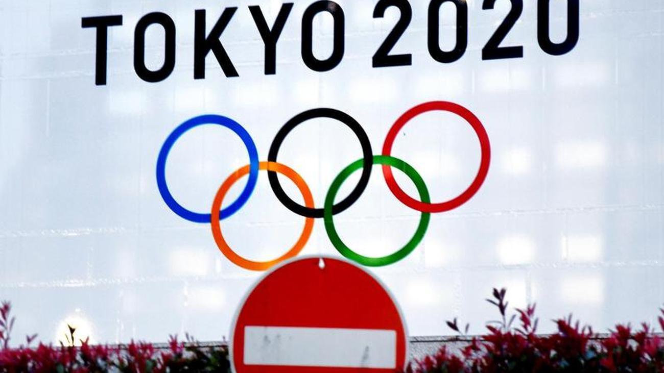 Olympische Spiele 2021 Eröffnung