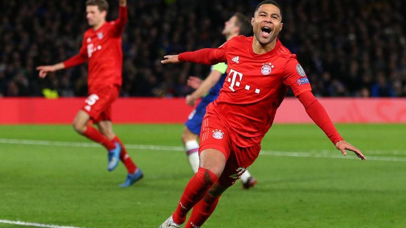 FC Bayern und London-Schreck Gnabry sind bereit