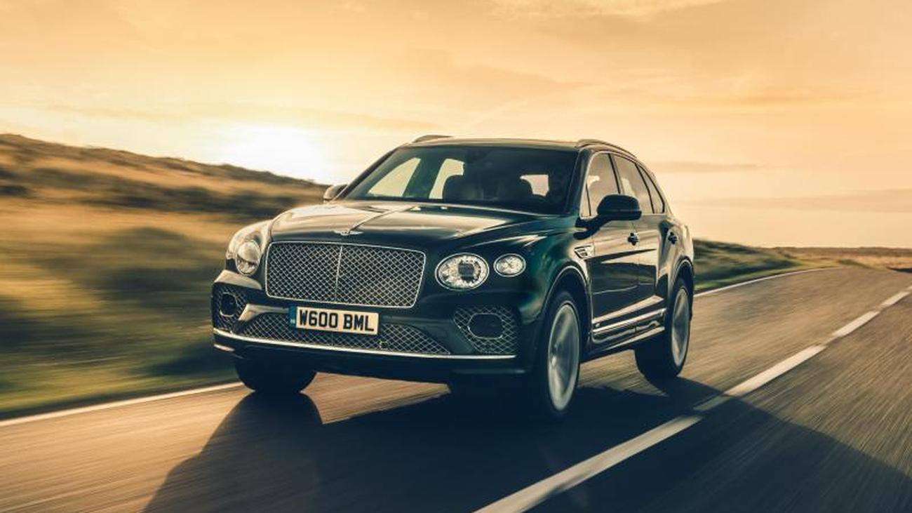 Model Upgrade New Bentley Bentayga From 182 004 Euros Teller Report