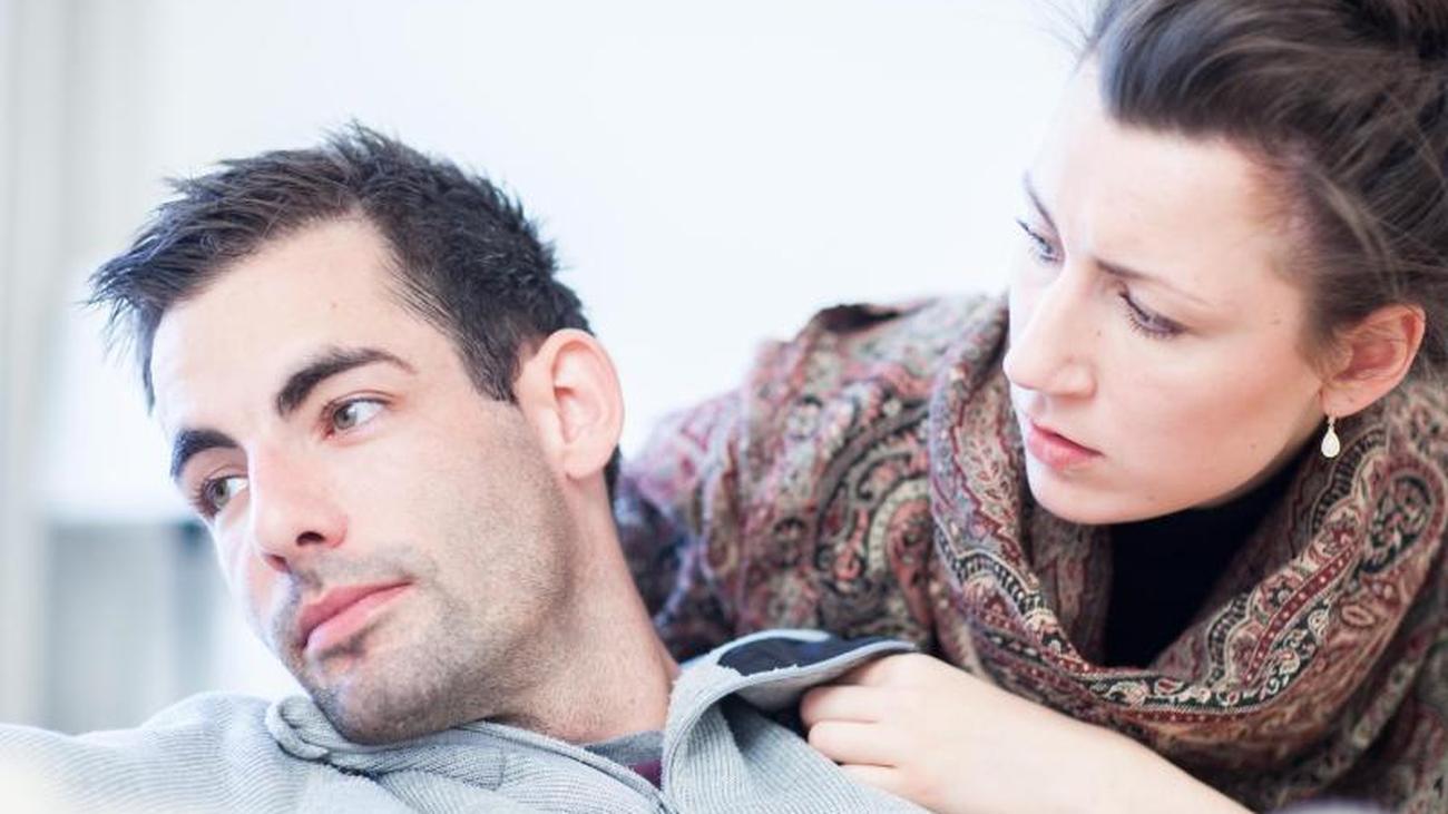 Wenn Partner nicht über Gefühle sprechen