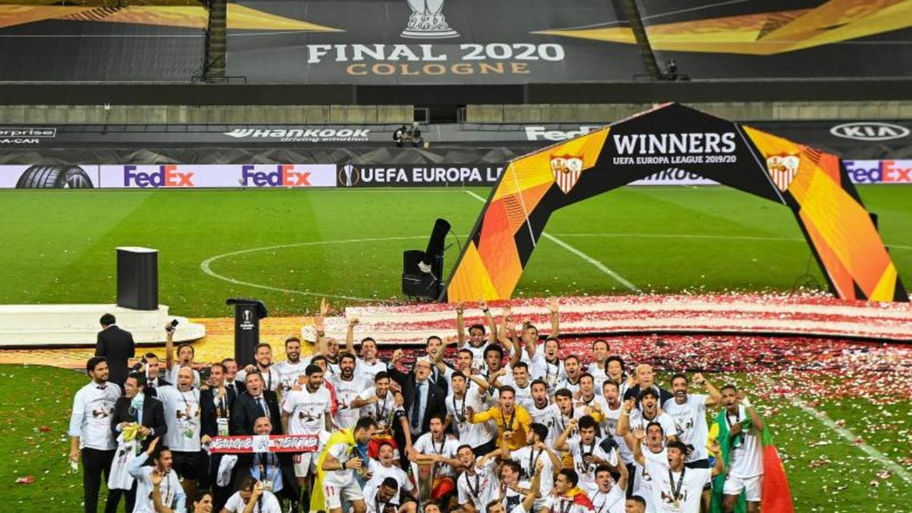 europa league and in the end sevilla fc wins teller report and in the end sevilla fc wins