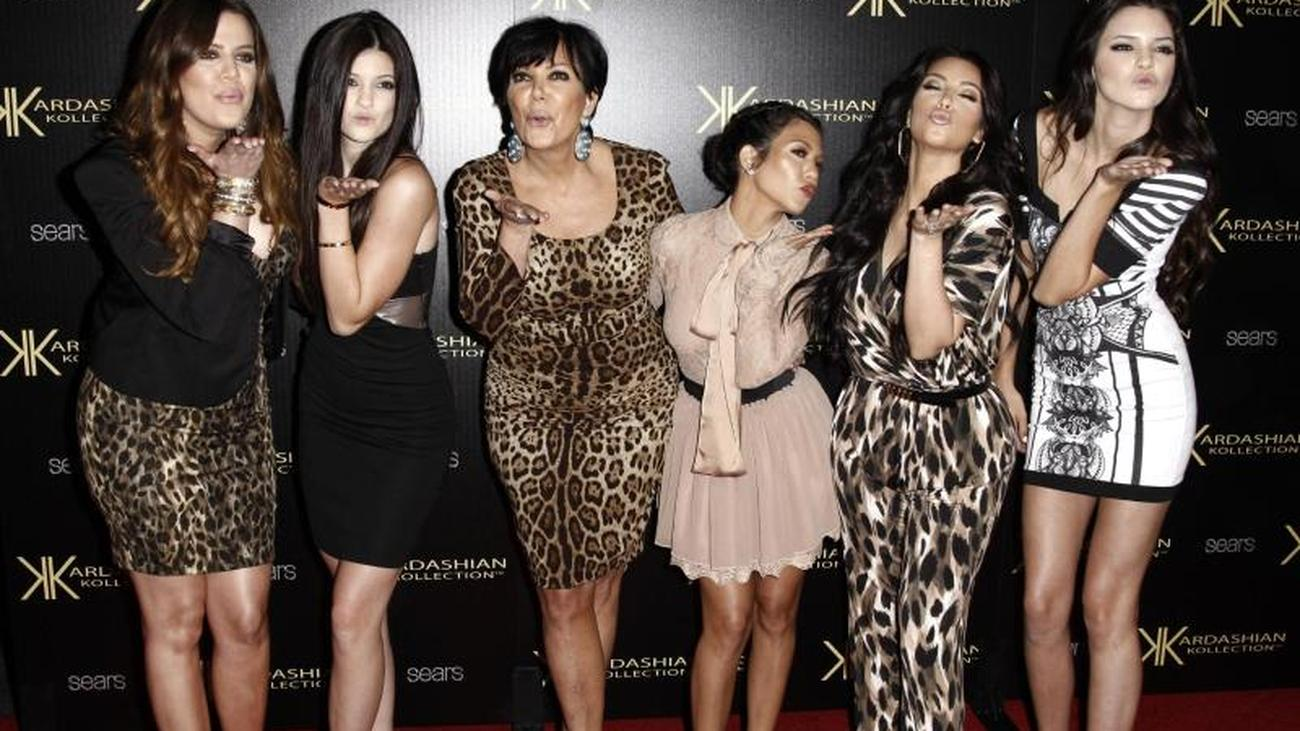 Keeping Up With The Kardashians Deutsch