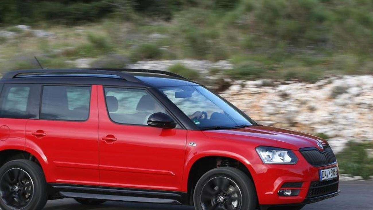 Year Of Construction 2009 To 2017 What The Skoda Yeti Is Good For Second Hand Teller Report