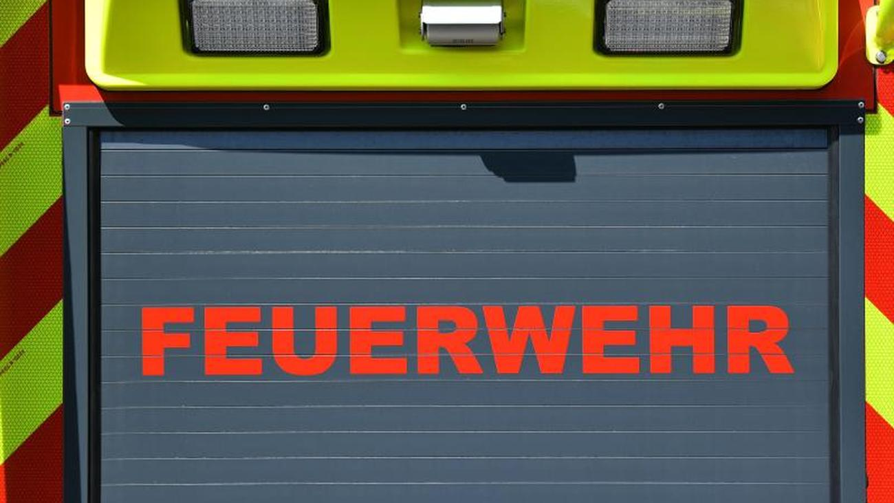 Feuer mit Schwerverletzter auf Usedom