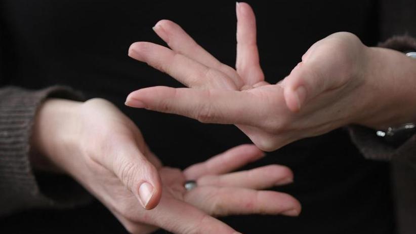 Partnersuche für hörbehinderte