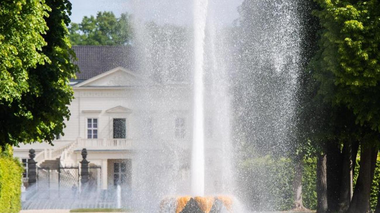 Wasserkunst am Barockgarten Herrenhausen: Sanierung beendet