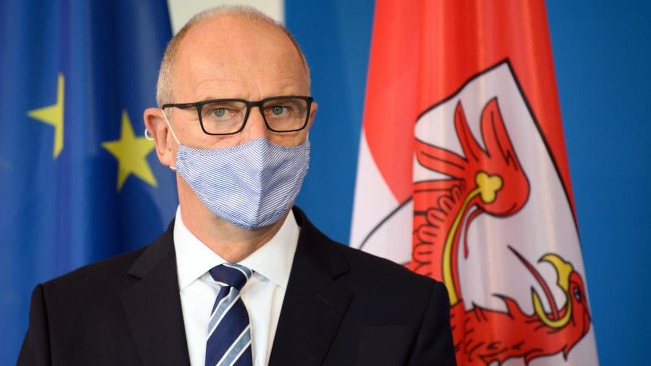 Gesundheit: Brandenburger Kabinett berät über neue Corona-Verordnung