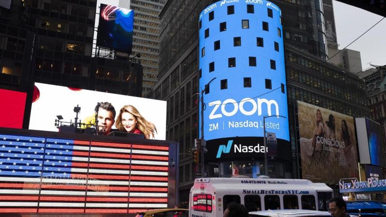 Zoom Video Aktie