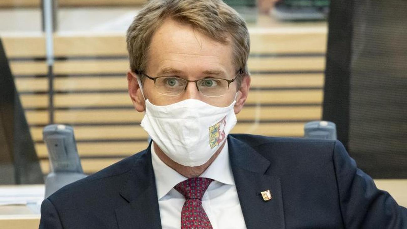 CDU-Vorsitz: Daniel Günther weiter für Team Laschet/Spahn