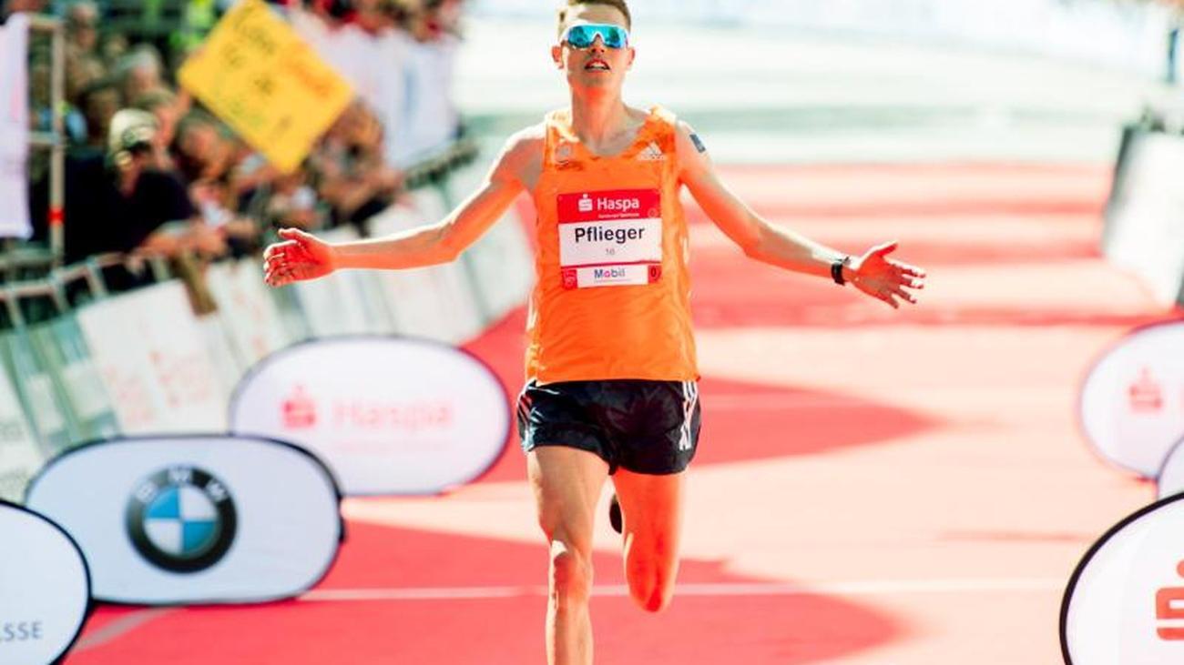 Läufer Pflieger will in Valencia Olympia-Norm unterbieten