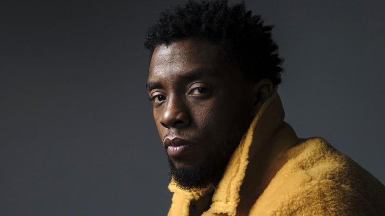 Boseman wird posthum mit Helden-Preis geehrt