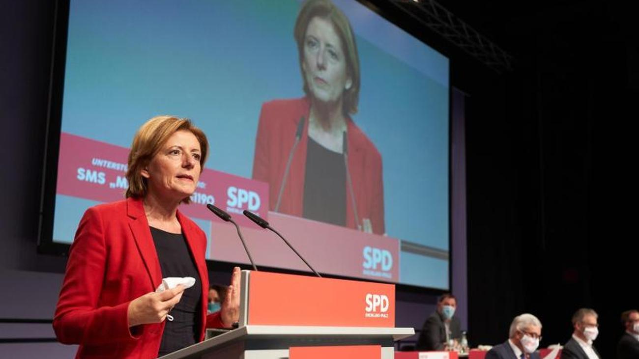 Wahlen: SPD Rheinland-Pfalz bestimmt Liste für die Landtagswahl