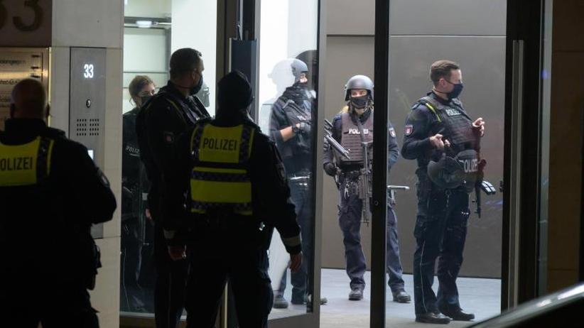 Polizei Studium Schwer
