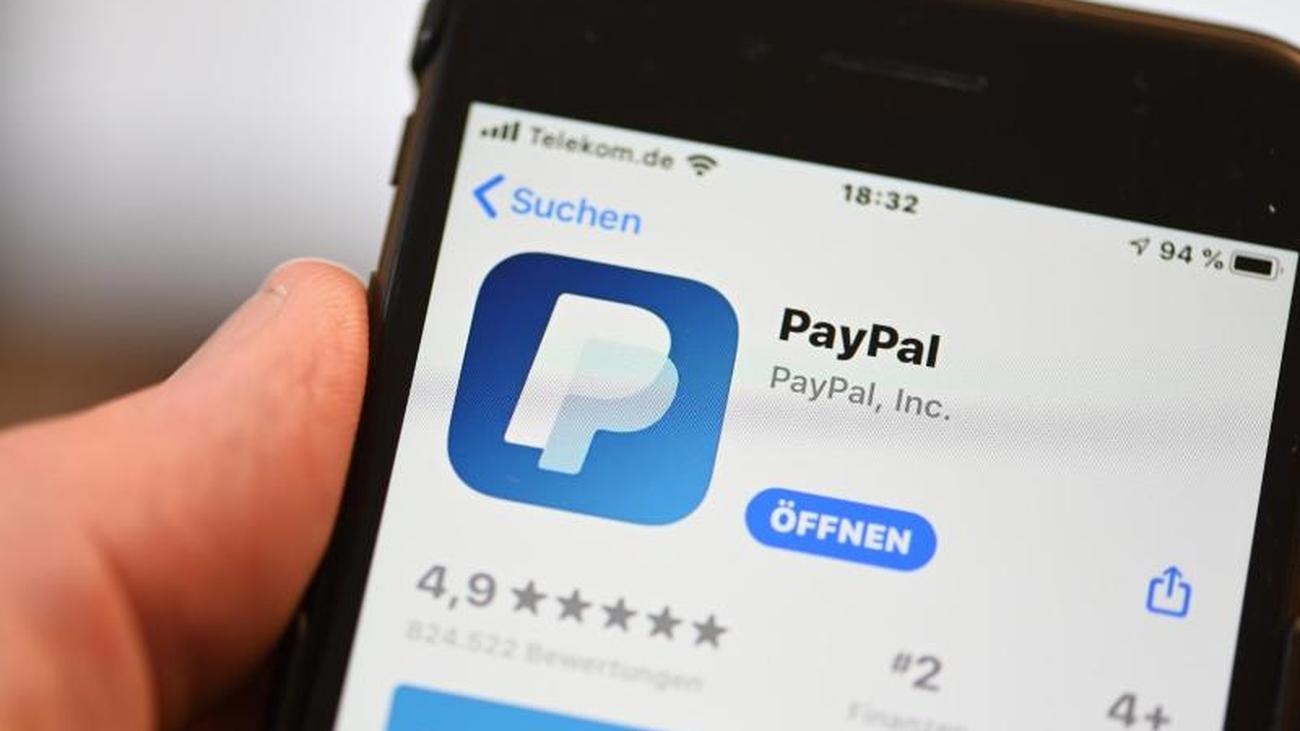 Bezahlen Per Paypal