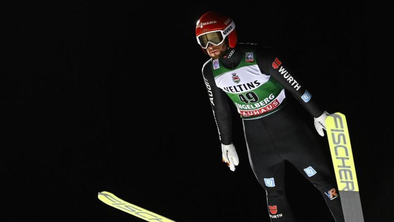 Engelberg Skispringen 2021