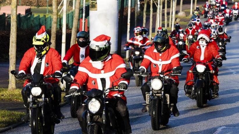 Weihnachtsmann Kiel