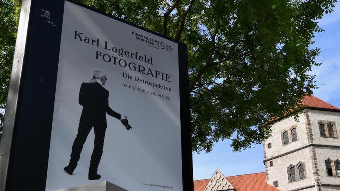 Lagerfeld-Ausstellung wird zum zweiten Mal verlängert