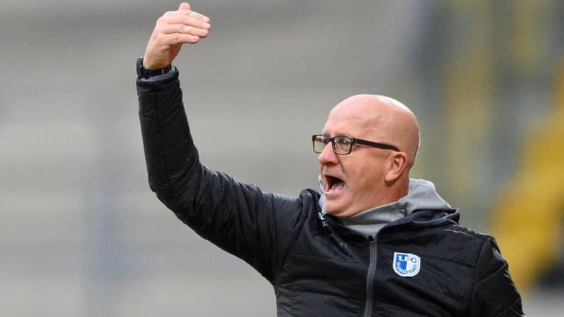 Magdeburg Trainer