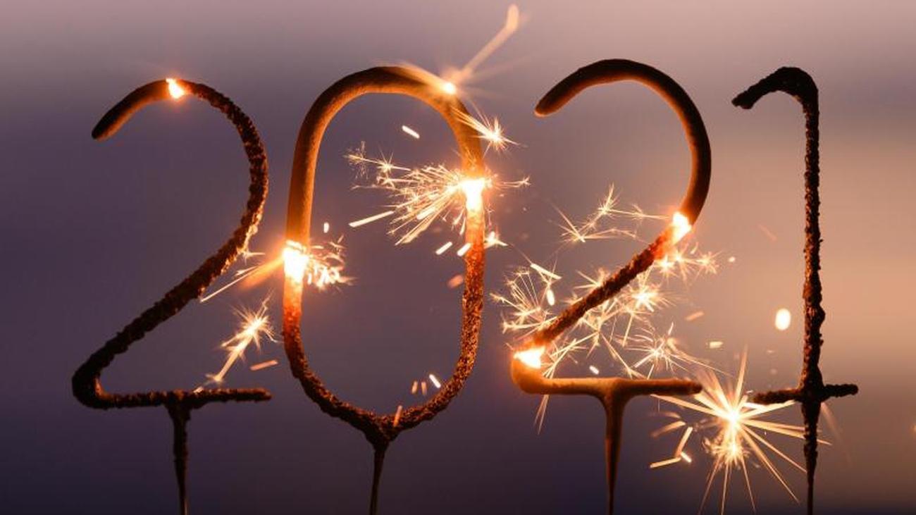 Silvester 2021 Hessen