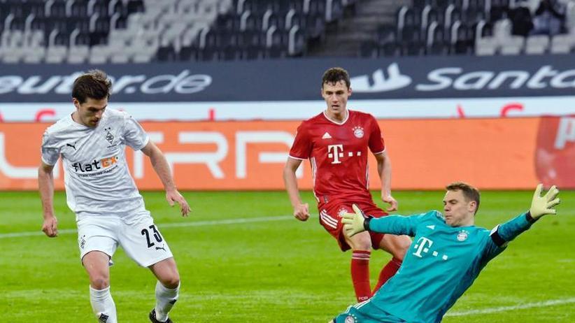 Gladbach Bayern 2021