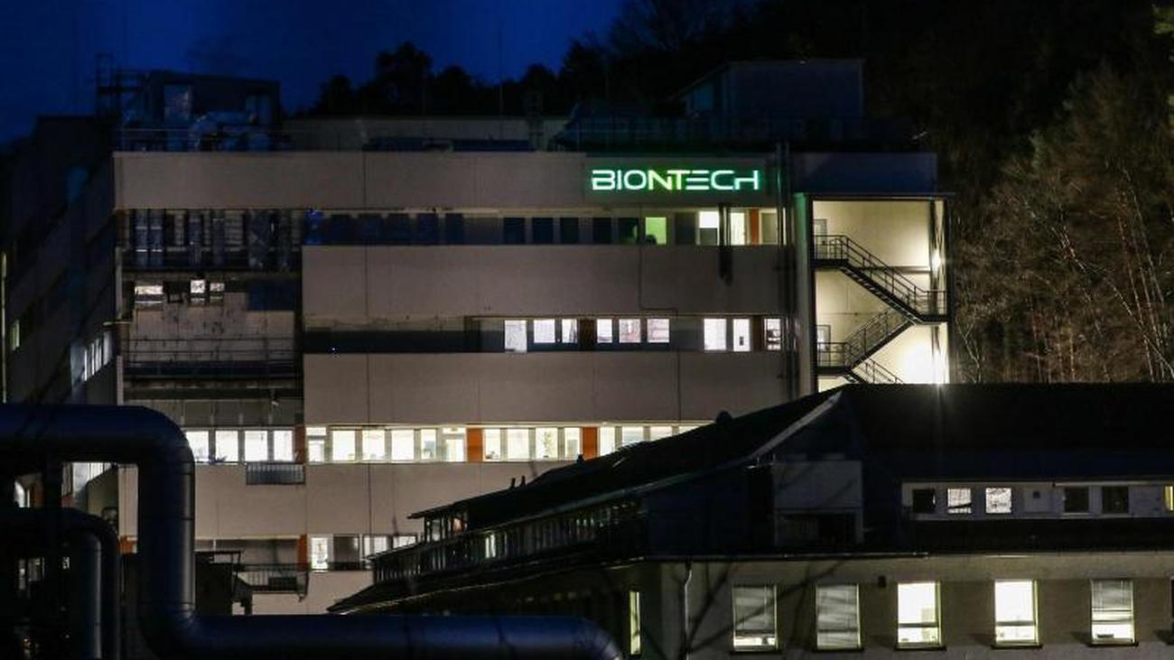 Impfstoffproduktion in Marburger Biontech-Werk genehmigt