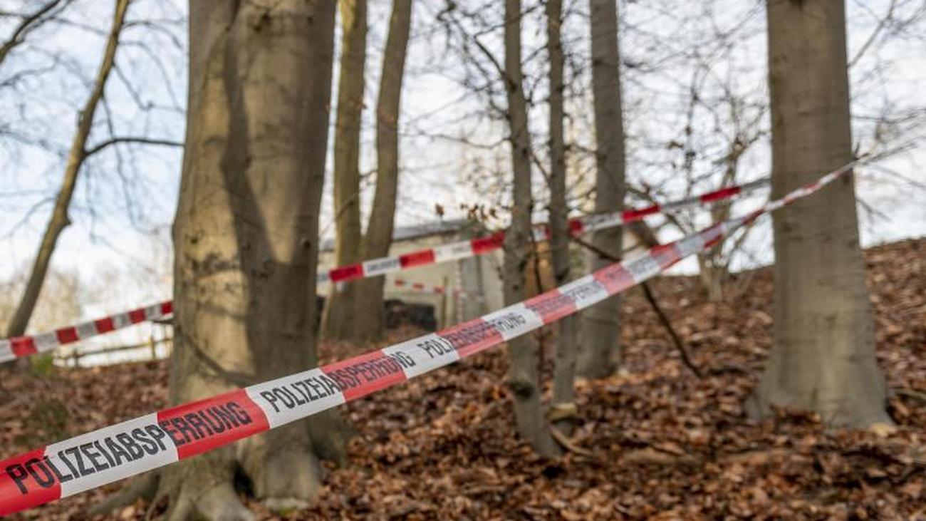 LKA Niedersachsen: Erdbunker in Wald entdeckt - möglicherweise RAF-Relikt...