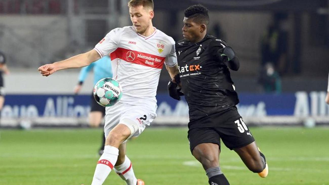 16. Spieltag: Stuttgart wendet Niederlage gegen Mönchengladbach ab