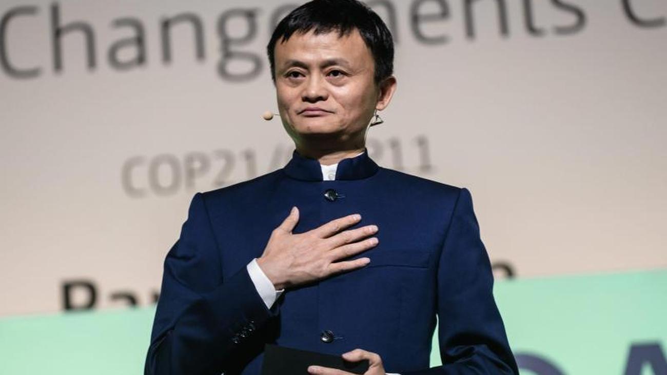 Chinesischer Milliardär Jack Ma mit Video-Rede aufgetaucht