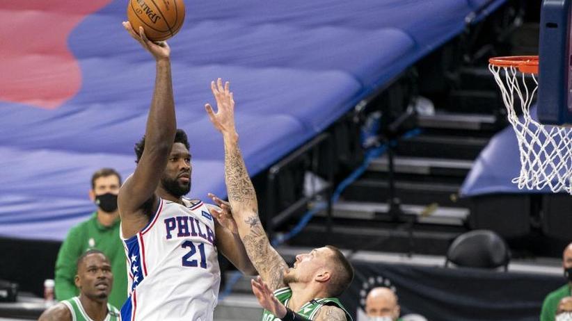 Celtics Gegen 76ers