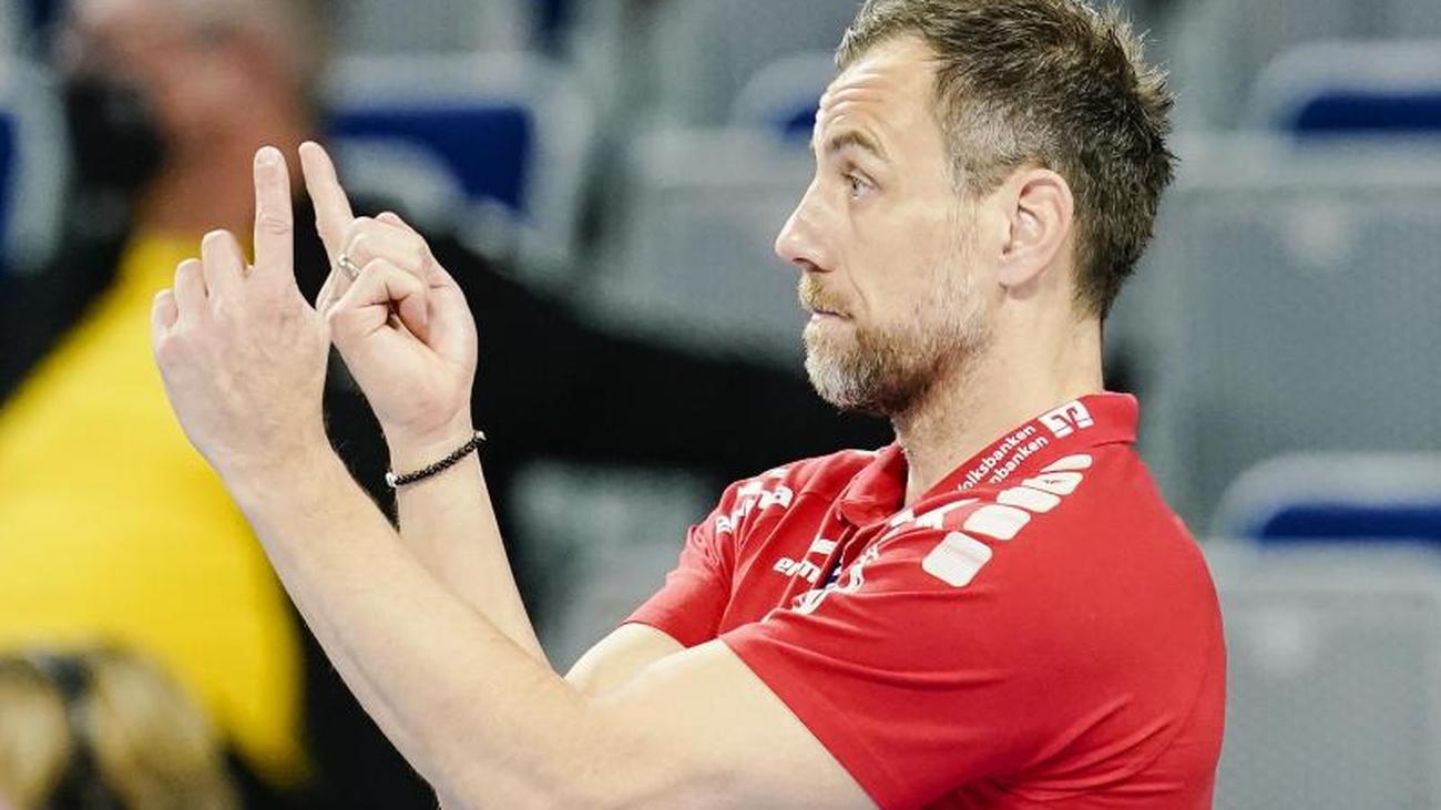 Trainer Machulla: Gute Perspektive für deutsches Team