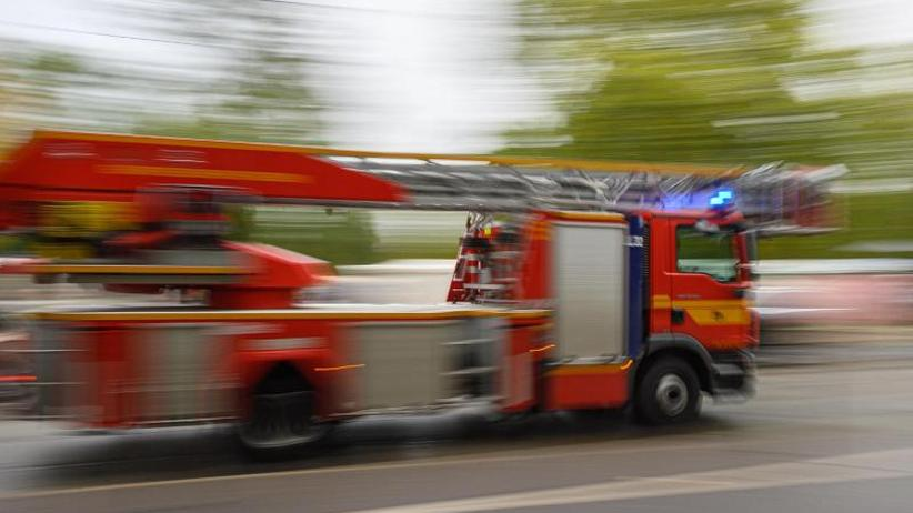 Wohnungsbrand Krefeld