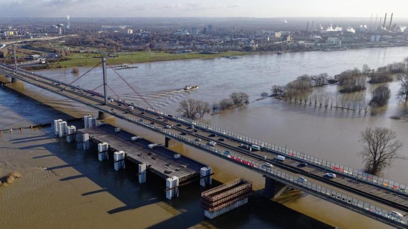 Hochwasser Köln 2021