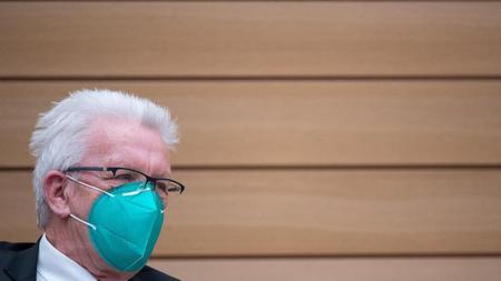 Gesundheit Kretschmann Warnt Vor Hohen Erwartungen In Schnelltests Zeit Online
