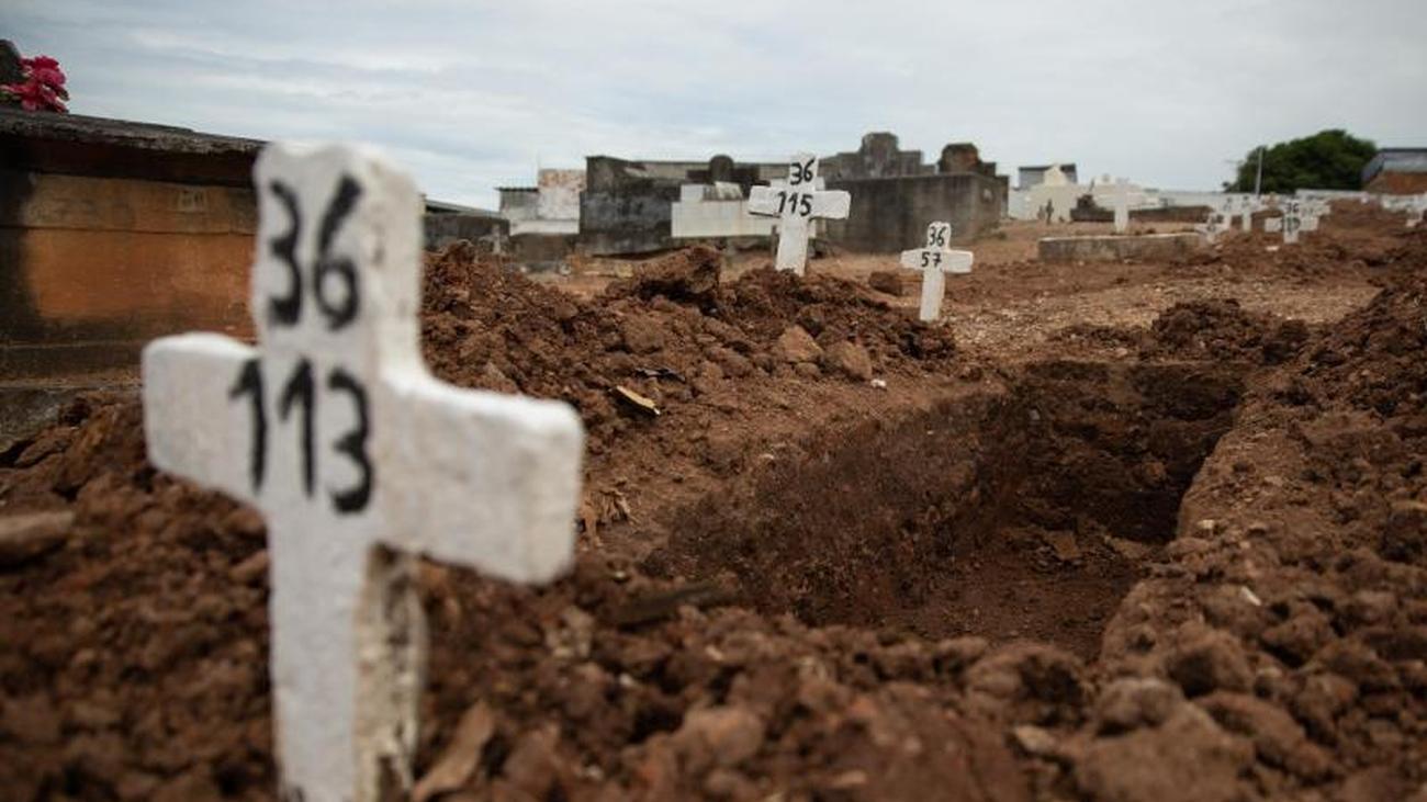 Brasilien auf dem Höhepunkt der Pandemie