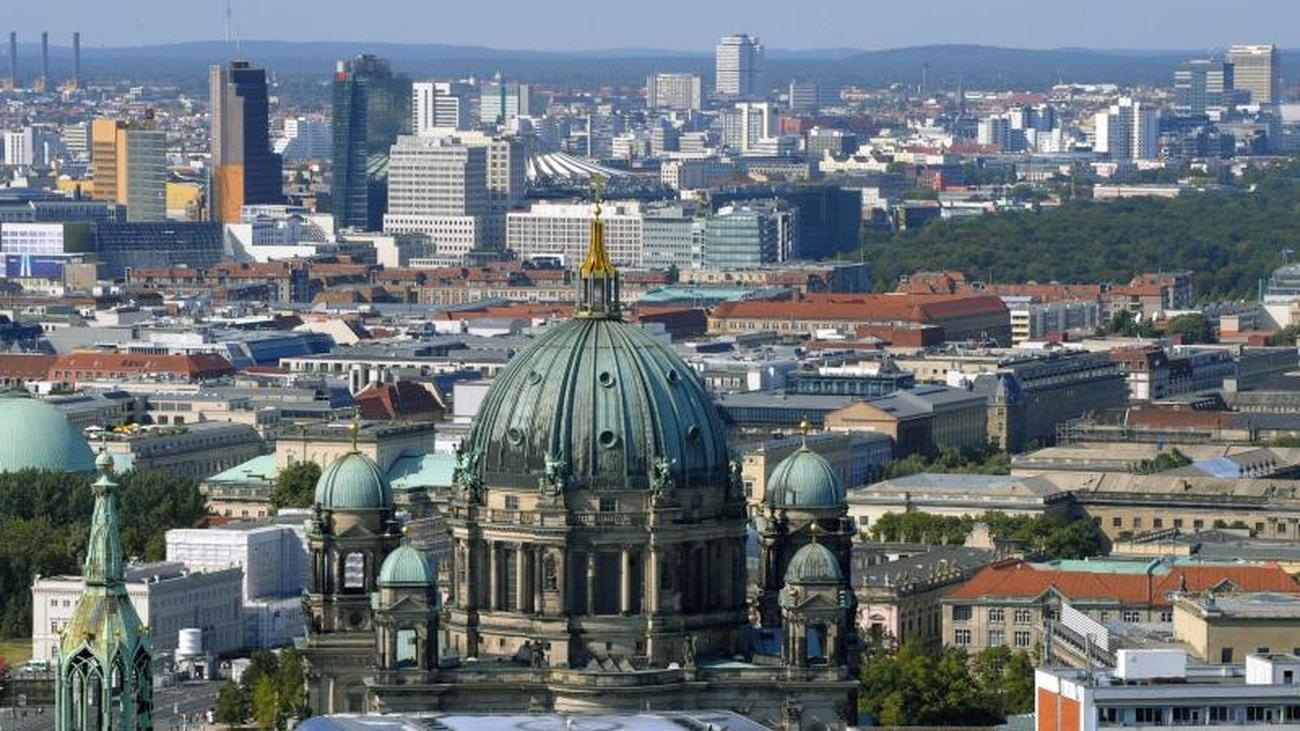 Bundesamt: In 20 Jahren knapp vier Millionen Berliner
