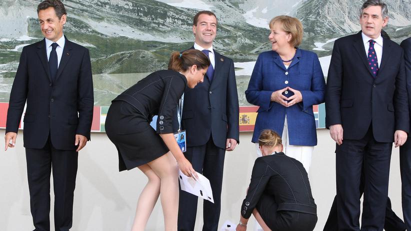 Merkel als Außenpolitikerin: Die Internationale