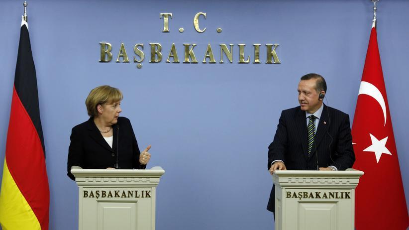 Türkei-Reise: Merkel zu Besuch beim Pascha