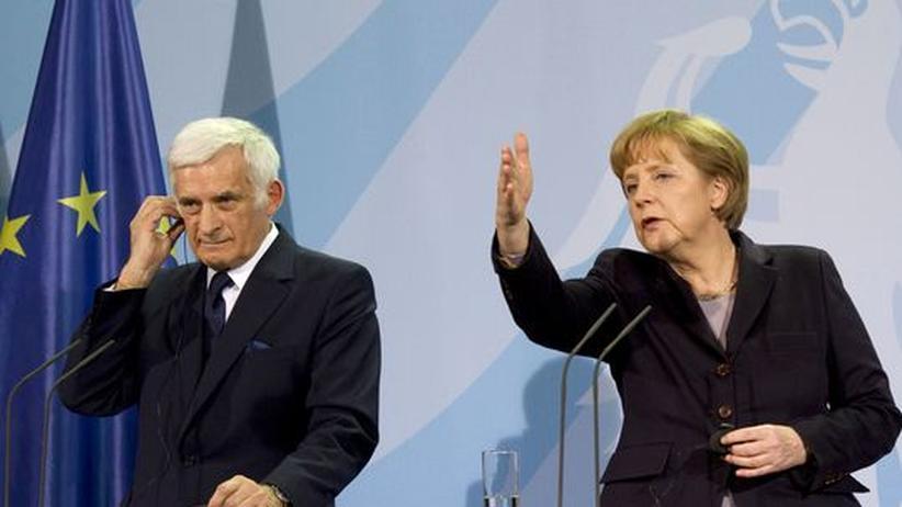 EU-Gipfel: Europa drängt Merkel zum Einlenken