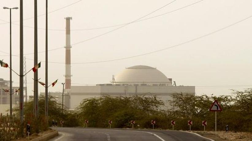 Atomstreit: Iran will erstes AKW in Kürze hochfahren