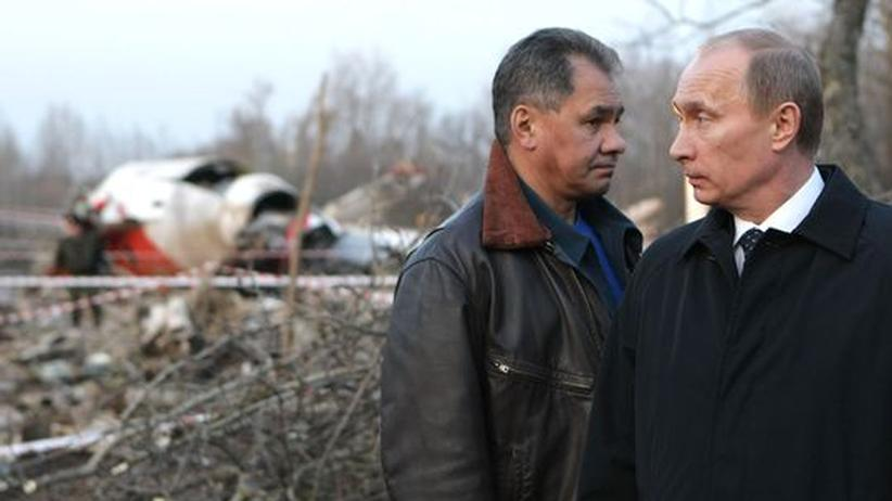 Flugzeug-Unglück: Moskau übergibt Polen neue Akten über Kaczyński-Absturz