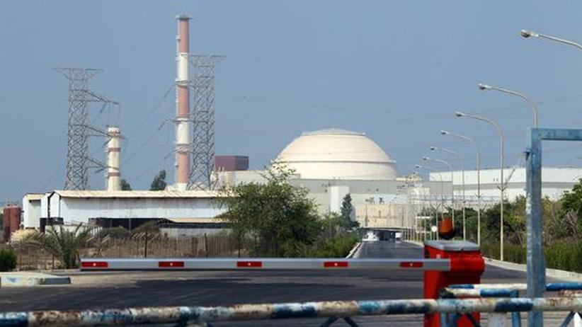 Irans Atomprogramm: Virenbefallener Reaktor soll 2011 ans Netz