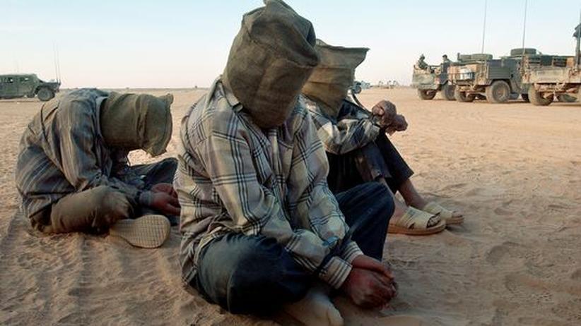 Systematische Misshandlung: Britisches Militär trainierte rabiate Verhörmethoden