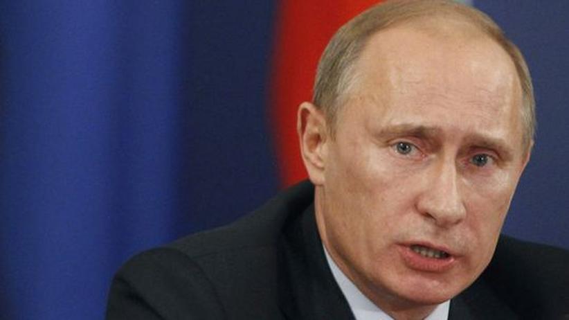 Russland: Putin wirbt für Freihandelszone mit EU