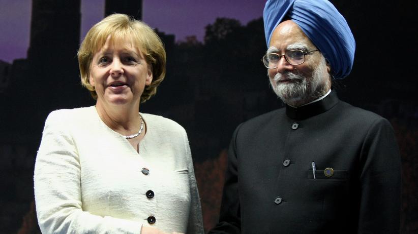 Indiens Premierminister: Der sanfte Herr Singh