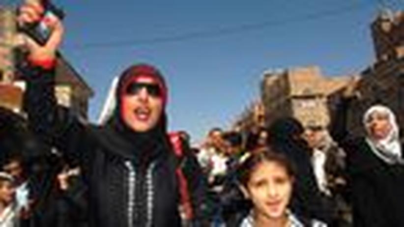 Jemen: 25 Dollar für eine Kalaschnikow